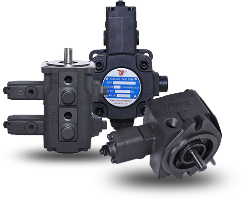 VP Series Variable Displacement Vane Pumps