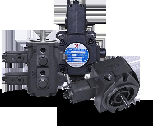 VP Series Variable Displacement Vane Pumps