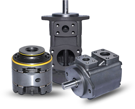 VQ Series Vane Pumps with high speed and High Pressure