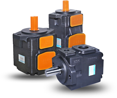 PV2R Series Vane Pumps with High Pressure and Lower Noise